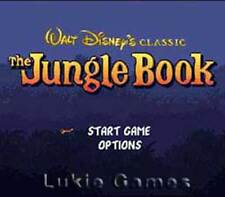 Disney's Jungle Book - SNES Super Nintendo Game