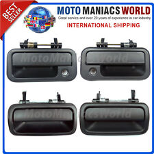 OPEL Vauxhall FRONTERA A 1991-1998 Door Handle FRONT & REAR LEFT RIGHT 4pcs SET