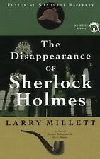 The Disappearance of Sherlock Holmes, Millett, Larry, Good Book