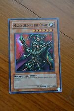 YU-GI-OH - Mago Ordine del Chaos - SD6-IT008 - NM Ita