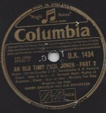 Harry Davidson Orchestra : An old Time Paul Jones
