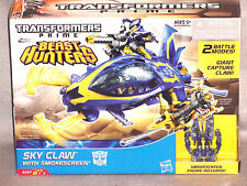 Hasbro Transformers Prime Beast Hunters Cyberverse Sky Claw Brand New In Box