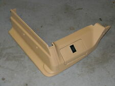 2003-2004 Land Rover Discovery Series 2 Seat Bottom Trim Cover Panel Right Beige
