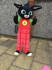 BING RABBIT CBEEBIES LOOK A LIKE COSTUME HIRE WARRINGTON NATIONWIDE DELIVERY