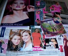 Karlie Kloss 34 pc German Clippings Collection