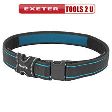 Makita Blue Collection Quick Release Buckle Padded Tool Holder Work Belt P-71825