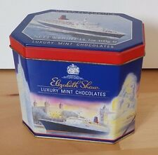 QUEEN ELIZABETH II DIAMOND JUBILEE TEA TIN