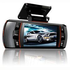 """A1 doppia lente Registratore Di Guida 2.7"""" HD 1080P Auto DVR Anteriore E Record"""