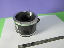OPTICAL MICROSCOPE NIKON JAPAN AFM CAMERA ADAPTOR ? OPTICS BIN#C3-99-05