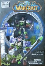 Mega Bloks 91002 World of Warcarft  Ironoak Night Elf Hunter NEW