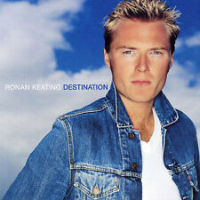 Destination [Ronan Keating] [731458979920] New CD