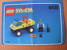 LEGO 6435 @@ NOTICE / INSTRUCTIONS BOOKLET / BAUANLEITUNG
