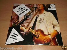 PAUL MCCARTNEY - LIVE IN LOS ANGELES - CD PROMO ALBUM - UK FREEPOST