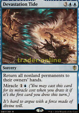 Devastation Tide (Verwüstende Flut) Commander 2016 Magic
