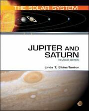 Jupiter and Saturn (The Solar System)-ExLibrary