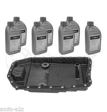 BMW 7 (E65, E66)  Automatic Transmission Gearbox Pan SEAL Sump Filter 7L Oil Kit