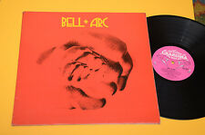 BELL & ARC LP SAME 1°ST ORIG UK PROG 1971 EX ! CHARISMA PINK LABEL GATEFOLD LAMI