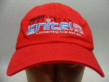 HAGERTY OPERATION IGNITE - EMBROIDERED - ADJUSTABLE BALL CAP HAT!