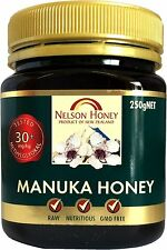 Nelson Honey Manuka Honey 30+ 250gm