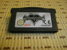 Kingdom Hearts Chain of Memories für GameBoy Advance SP