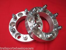 "1.5"" WHEELS SPACERS ADAPTERS Early Chevy 7/16 K5 Blazer K10"