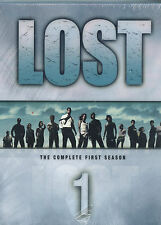 LOST 1 Complete First Season  7 dvds BRAND NEW Factory Sealed FREE SHIPPING