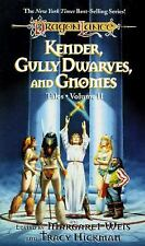 Kender, Gully Dwarves and Gnomes (volume 2) DragonLance Tales, Tracy Hickman, Ma