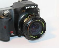 Bell & HOWELL 28mm f2.8 messa a fuoco manuale Wide Angle Lens per Pentax K Mount, (799)