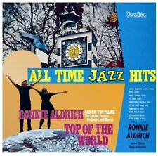 Ronnie Aldrich ALL TIME JAZZ HITS & TOP OF THE WORLD