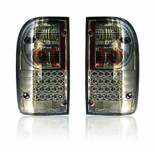 LED TAIL LIGHT REAR LAMP SMOKE LEN FOR TOYOTA HILUX MK4 MK5 1998-2004
