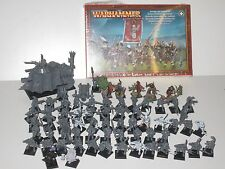 Empire 20x Great Swords Steam Tank 46x Halberdiers/Handgunners 2x Characters etc