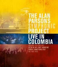 Parsons, Alan - Alan Parsons Symphonic Project - Live in Colombia [Blu-ray]