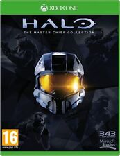 HALO The  Master Chief Collection Xbox One - NEW SEALED -1st Class Delivery