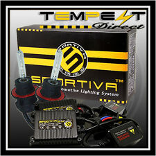 Sportiva H13 9008 Bi Xenon AC 35 Watt Digital Slim HID Conversion Kit W- Relay