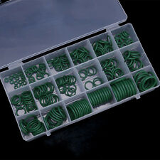 225PCS Seal O-Ring Set Car Air Conditioning Rubber Washer Assortment Kit New