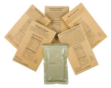 12 Military MRE Entrees, Meals Ready to Eat, MREs, Case of Entrees