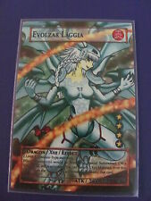 Yugioh Common Orica Evolzar Laggia