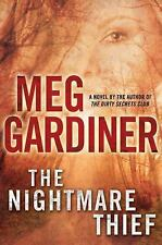 The Nightmare Thief by Meg Gardiner (2011, Hardcover)   NEW