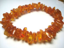 Baltic Amber Elastic Stretch Children Bracelet