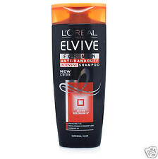 L'Oreal Elvive For Men Anti-Dandruff Intensive Shampoo 400ml