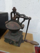 Moulin a cafe comptoir kaffeemuhle coffee grinder art deco Valentigney Peugeot