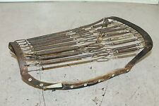 66-67 Sears Gilera 106 SS Seat Pan Springs Frame Saddle