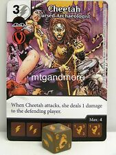 Dice Masters - 2x #045 Cheetah Cursed Archaeologist - Justice League