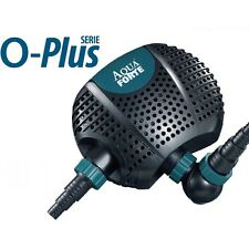 Aquaforte O-Plus 10000 10.000 L/H 85 W Teich Filter u Bachlauf-Energiesparpumpe