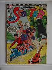 Swing With Scooter #2 VG Dead Weight