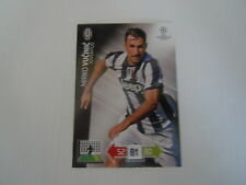 Carte Adrenalyn - Ligue des champions 2012/13 - Juventus - Mirko Vucinic