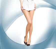 Fashion 2Den Invisible T-band Sheer To Waist Pantyhose Seamless Nude M-XL