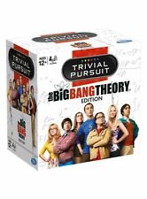 Il Big Bang Theory Trivial Pursuit Bite dimensioni GAME-oltre 600 domande