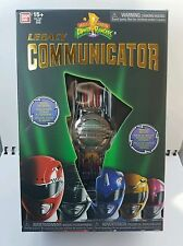 Mighty Morphin Power Rangers Legacy Communicator Red Ranger New Sealed - Bandai