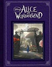 Alice in Wonderland Based on the motion picture directed by Tim Burton Reissue